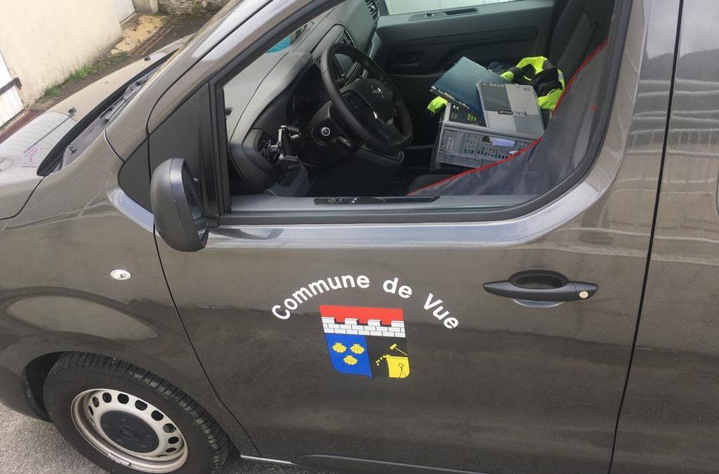 28 000 euros pour l'achat d'un véhicule communal