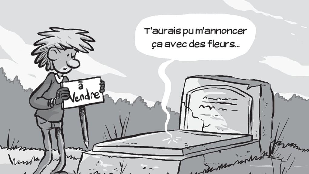 Gestion du cimetière : un témoignage ubuesque !