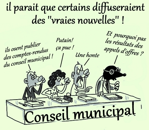 Conseil municipal du 1 juillet